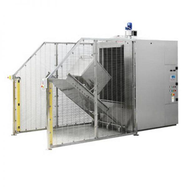 PRC IMPIANTI Yıkama Makine ve Kabinleri