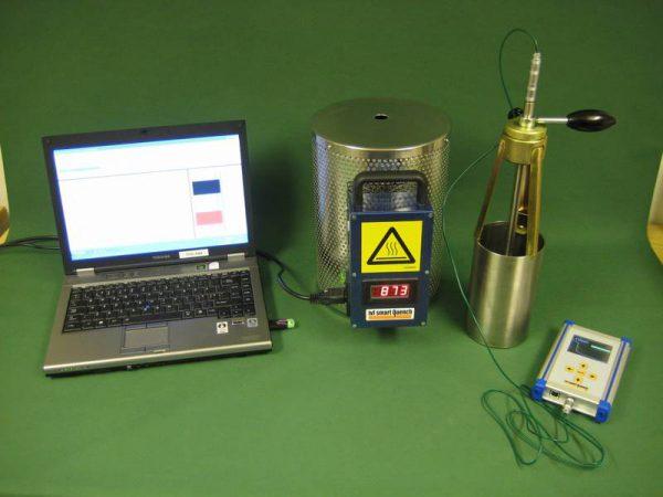 Swerea IVF Yağlarda Soğuma Eğrisi Test Cihazı