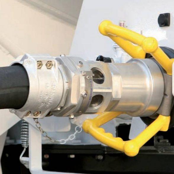 MannTek Jet Yakıtı Bağlantı Kaplinleri